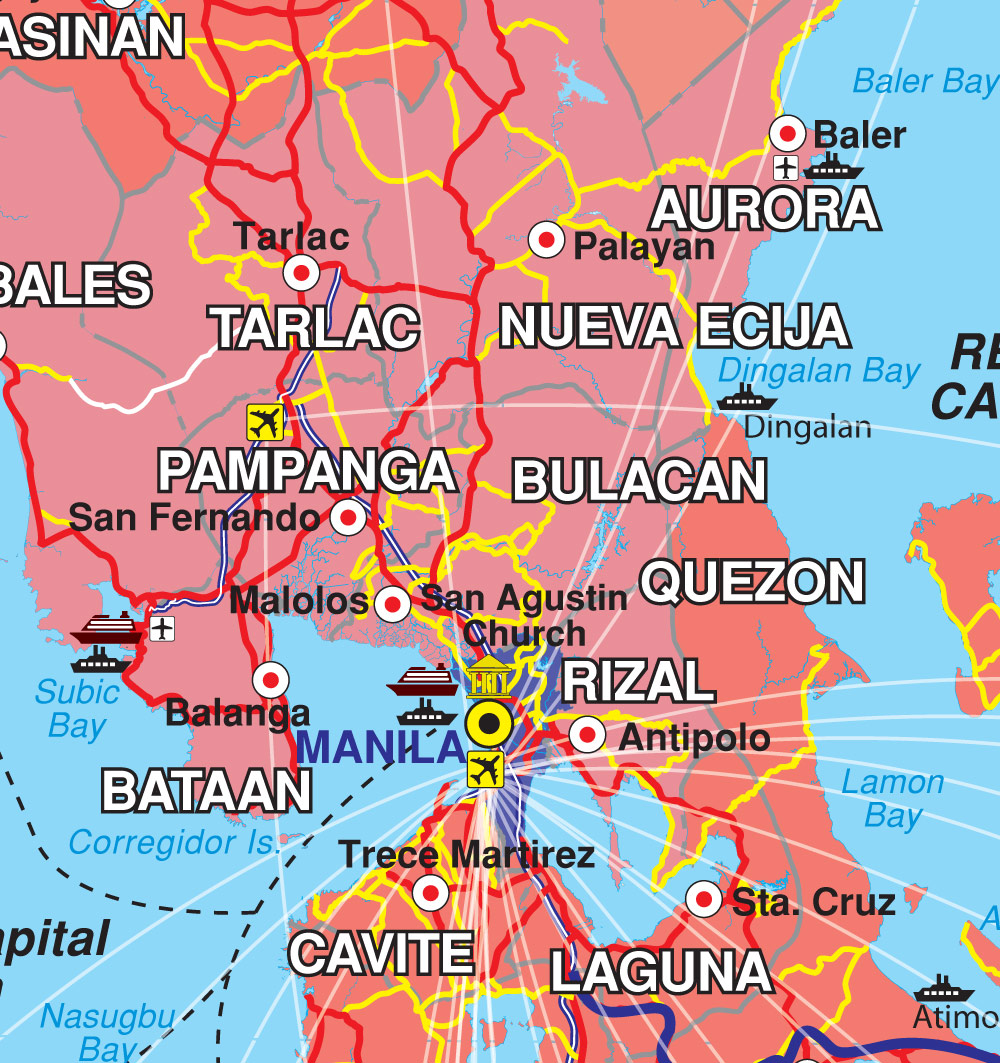 Picture of: Philippine Products Services Page Accu Map Inc Working Maps